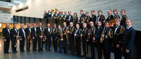 politsei ja piirivalve orkester